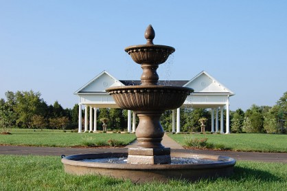 Pavilion Fountain